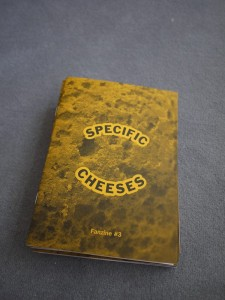 Specific Cheeses Fanzine #3