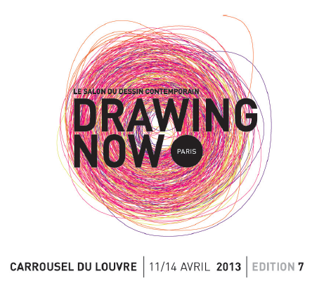 2013 DRAWING NOW - Salon du dessin contemporain