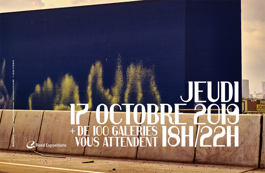 Gallery guests : Laurence Bernard and Joy de Rouvre, Geneva